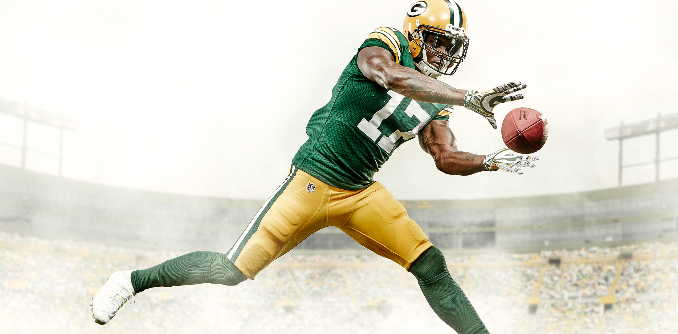 DAVANTE ADAMS - NFL - GREEN BAY PACKERS