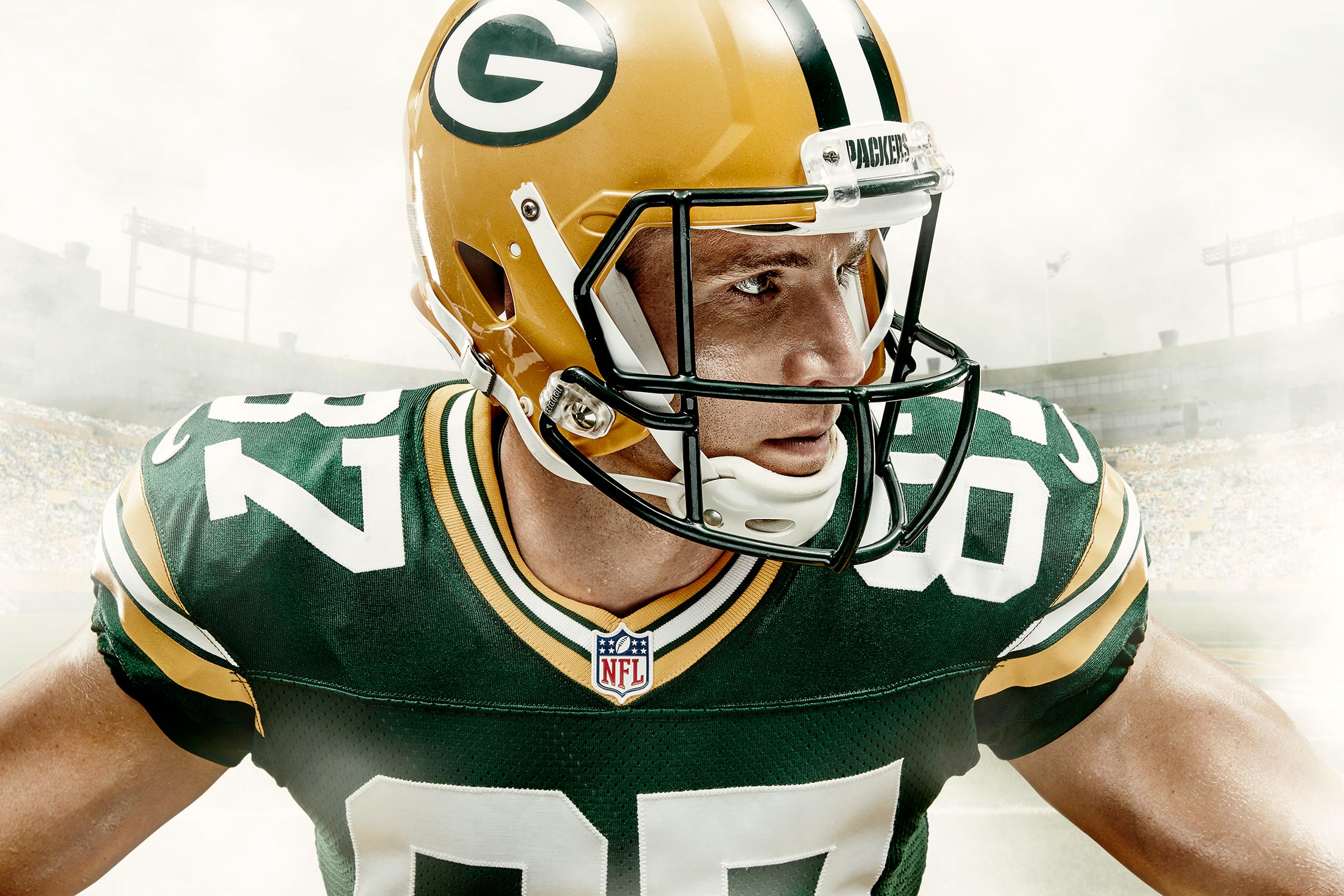 JORDY NELSON - NFL - GREEN BAY PACKERS