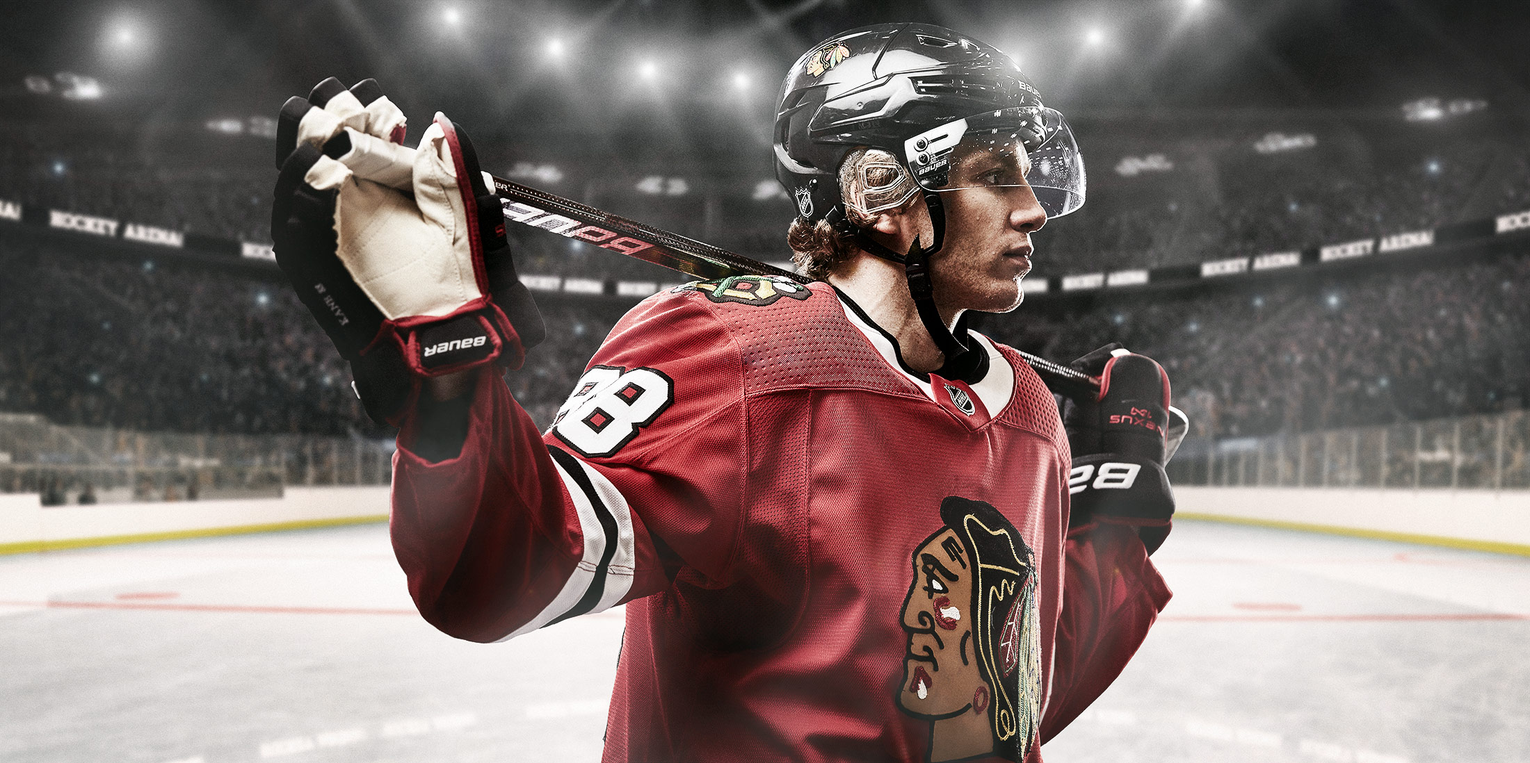 PATRICK KANE - NHL - CHICAGO BLACKHAWKS